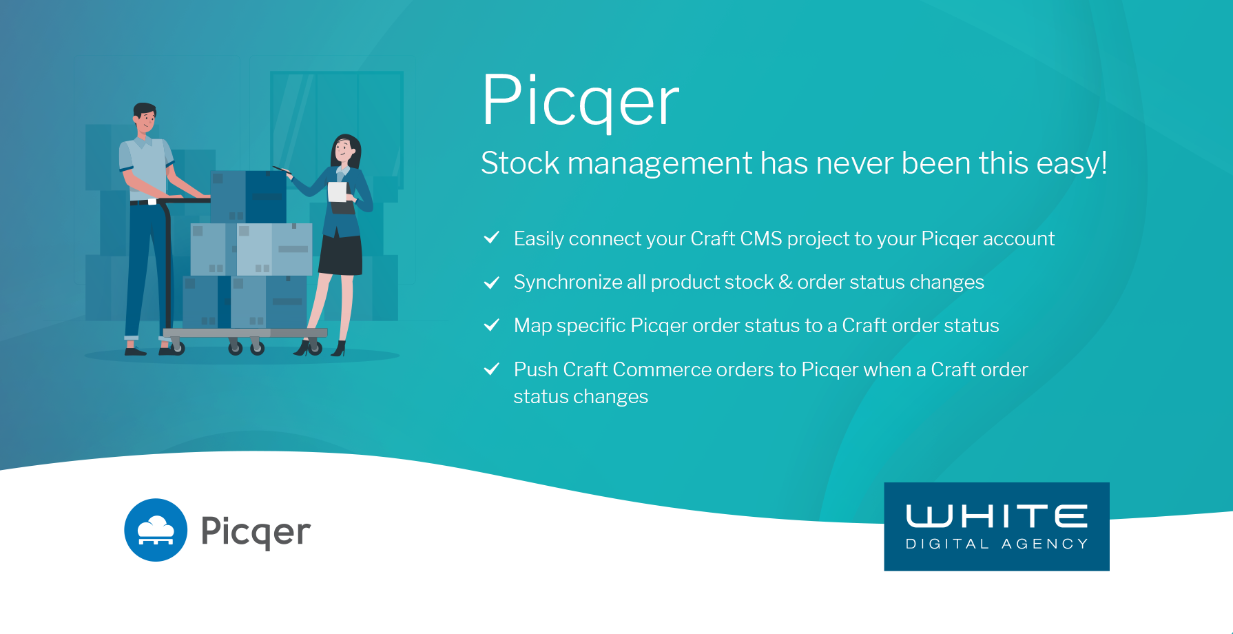 Picqer plugin - Stock management has never been this easy!